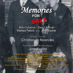Memories For Sale by Jerry Bisantz